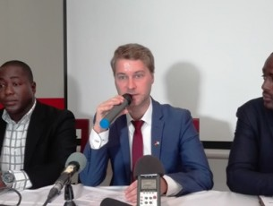 Conférence de presse de présentation de la planification des activités de la Friedrich-Ebert-Stiftung