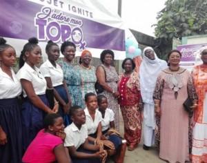 Célébration de la Journée Internationale de la Femme : le 08 Mars 2018