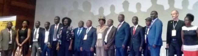Ouverture  à Abidjan du forum SOLUTHES Africa 2018