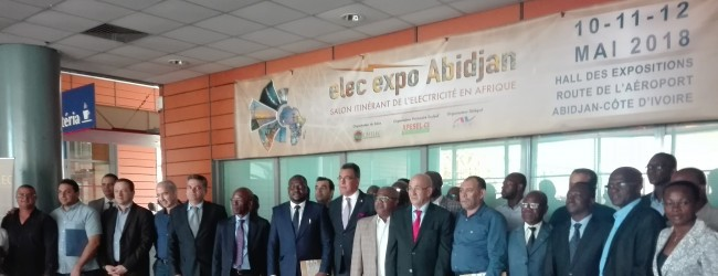Abidjan, capitale de l'électricité africaine