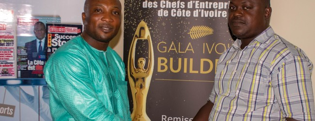 Conférence de presse GIB 2018 : lancement du Gala Ivoire Builders 2018