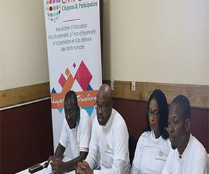 Conférence de presse de lancement de la Mission d'Observation des Sénatoriales 2018