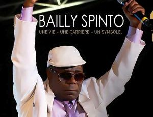 Lancement officiel  de la célébration des « 45 ans de Carrière musicale de l'artiste Bailly Spinto »