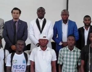 Campus Inde organise le Salon de l'Orientation à Abidjan.