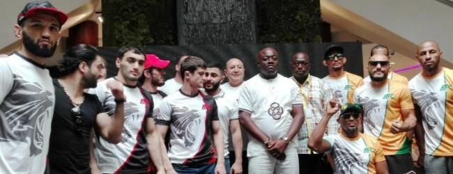 Atemi Fighting Championship (AFC) présente les Combattants du 1er MMA en Côte d'ivoire
