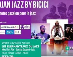 Abidjan Jazz By Bicici : les Éléphanteaux du Jazz
