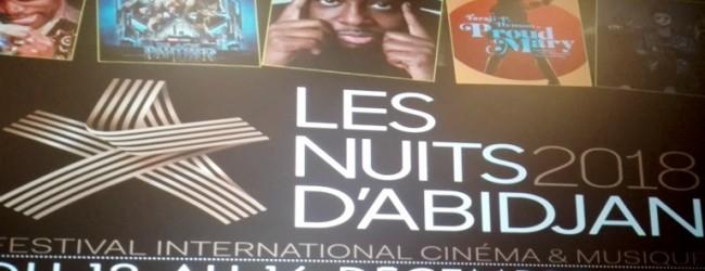 Festival International de Cinéma et Music dénommé « les Nuits d'Abidjan 2018 »