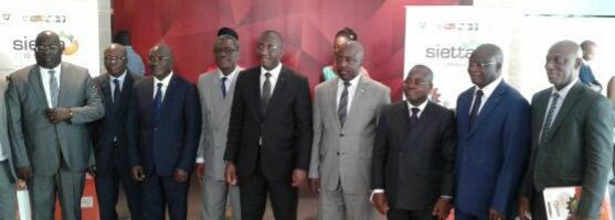 lancement à Abidjan de la 3 ème édition du SIETTA
