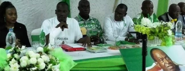 Gala d'appui à l'opération de recensement sur la liste électorale dans la commune de yopougon