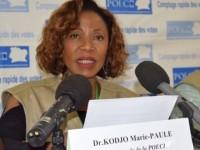 La société civile et l'Ambassade des États-Unis sensibilisent les jeunes et les femmes  de Gagnoa sur l'importance de l'inscription sur la liste électorale