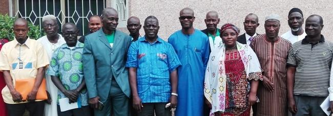Déclaration de la confédération des Syndicats des conducteurs routiers de l'Afrique de l'Ouest (CSCRAO)