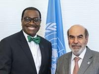 La Banque africaine de développement et la FAO ciblent les investissements agricoles afin d'éradiquer la faim et créer de la richesse