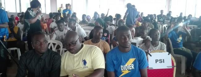 PSI-Côte d'ivoire lance le spectacle Didier pour les communes d'Abobo et de Treichville