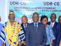 Présentation officielle de l'Union pour le Développement des Régions du Cavally et du Guémon (UDR-CG)