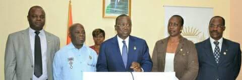 Renforcement des capacités, Ahoussou Jeannot aux sénateurs: « en cas de manquements à vos obligations, votre statut constituera une circonstance aggravante »