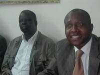 Conférence de presse du Président Konan Kouadio Siméon (KKS)