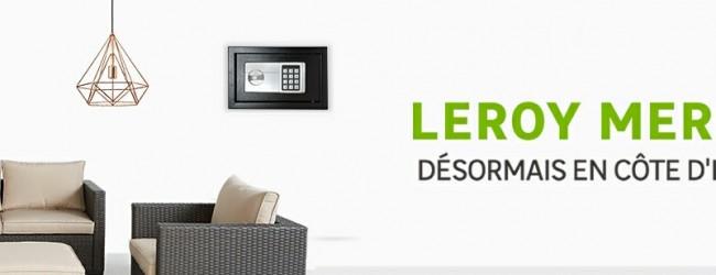 Leroy Merlin ouvre sa première boutique digitale en Afrique sur JUMIA avec des produits garantis 12 mois minimum