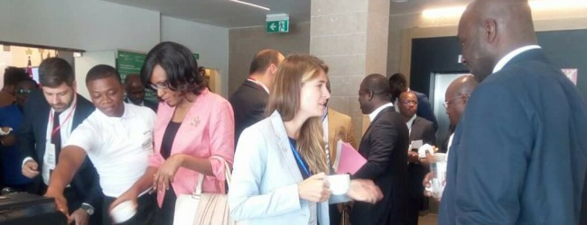 FORUM ÉCONOMIQUE IVOIRO-CANADIEN : Une mission d'hommes d'affaires Canadien en Côte d'Ivoire.