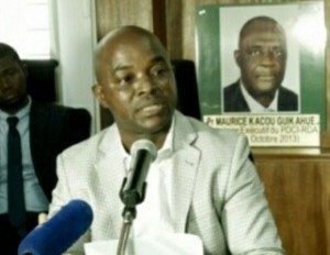 Municipales et Régionales 2018 : Les avocats du PDCI-RDA face à la.presse