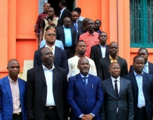 Conférence de presse relative aux premières journées scientifiques sur les pesticides en Côte d`Ivoire
