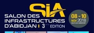 Salon des Infrastructures d'Abidjan (SIA) 2018