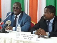 Le Press-club de l'UNJCI reçoit comme invité le Secrétaire d'Etat auprès du premier ministre chargé de la Promotion de l'investissement privé, Essis Esmel Emmanuel,