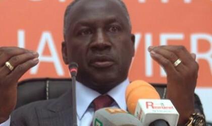 Assemblée constitutive du RHDP: Le président du comité d`organisation, Adama Bictogo fait des précisions