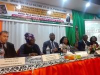 Conférence publique sur la question de la préservation du patrimoine culturel national et la restitution des biens culturels de Côte d'ivoire à l'extérieur.