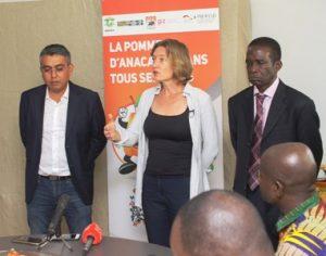 Côte d'ivoire : lancement à Abidjan de  «La Caravane de la Pomme d'Anacarde»