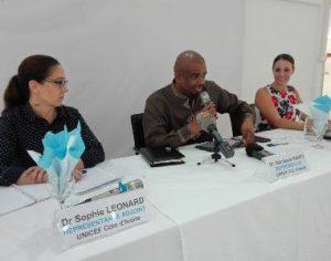 l'UNICEF fait le Bilan de ses activités en 2018 et perspectives 2019, pour chaque enfant de Côte d'ivoire
