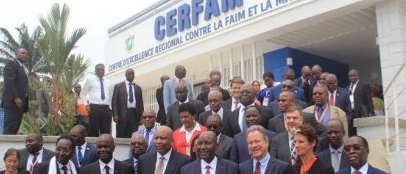 Lancement à Abidjan d'un Centre africain de lutte contre la faim et la malnutrition