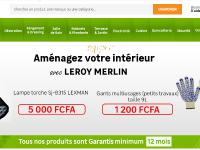 Leroy Merlin arrive en Côte d'Ivoire sur le digital