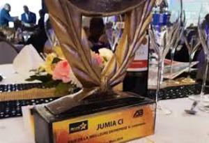 JUMIA, Awards de la meilleure Entreprise E-commerce de l'année 2018 !