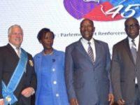 Ouverture à Abidjan de la 45 ème session de l'Assemblée Parlementaire de la Francophonie