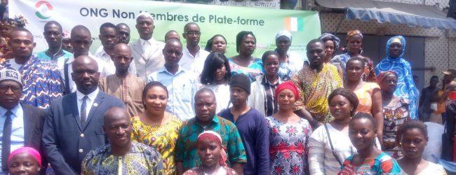MARCHE VERS LA RÉFORME DE LA CEI : Les ONG non-membres de plate-forme expriment de vives inquiétudes