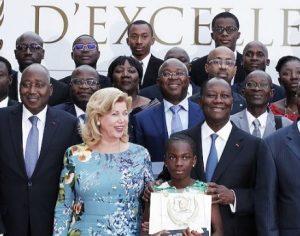 Côte d'Ivoire :célébration de la 7ème édition du Prix National d'Excellence