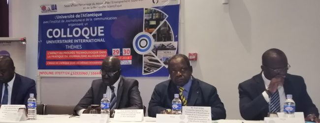L'Institut de journalisme et de communication (IJC) de L'Atlantique organise les Jeudi 29 et vendredi 30 août 2019, à Abidjan-plateau, un colloque universitaire international à l'intention des journalistes ivoiriens.