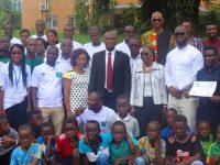 L'Association la Promotion de la Paix et du Droit (APPD) a procédé au lancement de son projet 113 lors de la Célébration de la Journée Internationale de Paix