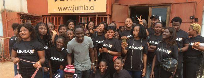 Les ambassadeurs jumia au coeur de l'entrepreneuriat en Côte d'Ivoire