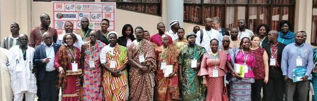Atelier Régional des Comités nationaux Africains de l'Agriculture Familiale