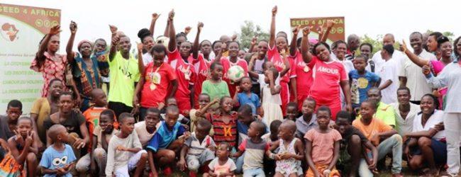 L'ONG Seed4Africa s'engage pour une gestion plus démocratique du foncier rural