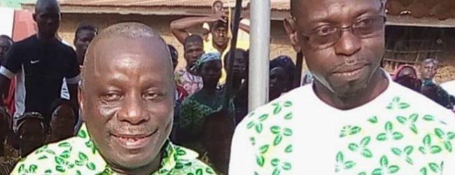 Ouaninou/Tiahoué : En manque d'eau potable et déconnecté du réseau mobile, les populations se confient au ministre Albert Flindé