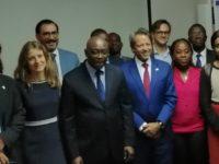 Quatrième réunion Comité APE Cote d'Ivoire-Union Européenne  27-28 novembre 2019, Ministère de l'intégration africaine et des ivoiriens de l'extérieur, Abidjan