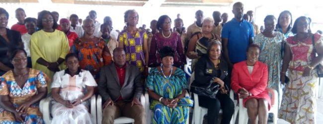 70 ans de la marche des femmes sur GRAND BASSAM