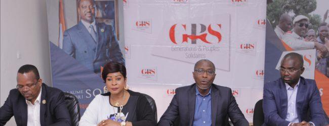 RETOUR DU PRÉSIDENT GUILLAUME KIGBAFORI SORO EN CÔTE   D'IVOIRE :DÉCLARATION DE GÉNÉRATIONS ET PEUPLES SOLIDAIRES