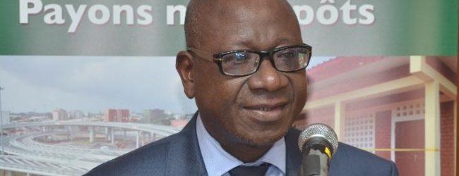 Ouattara Sié Abou, Directeur Général des Impôts Ivoirien présente l'annexe fiscale 2020.