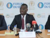 Conférence de presse de présentation du Forum SENAT 2020