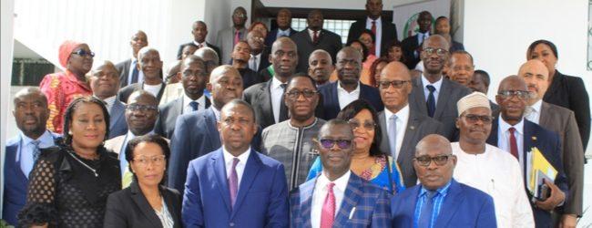 La Cour de justice de la CEDEAO en mission de sensibilisation à Abidjan
