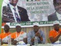 Assemblée Générale du Forum Nationale de la Jeunesse Emergente