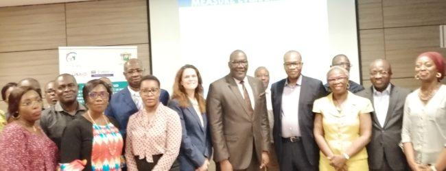 La coopération entre les États-Unis et la Côte d'Ivoire conduit à un renforcement   du système d'information sanitaire pour la lutte contre le paludisme